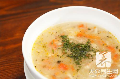前列腺炎症状喝什么汤比较好