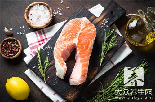 感冒能吃三文鱼吗