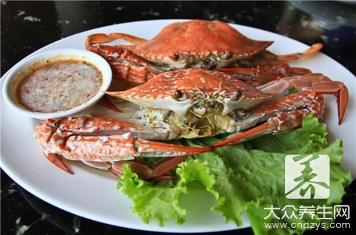 月经期间可以吃螃蟹吗